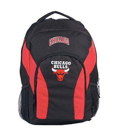 Chicago Bulls Backpack - Draft Day Backpack