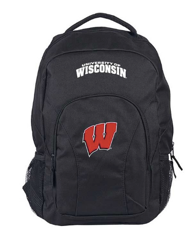 Wisconsin Badgers Backpack - Draft Day Backpack