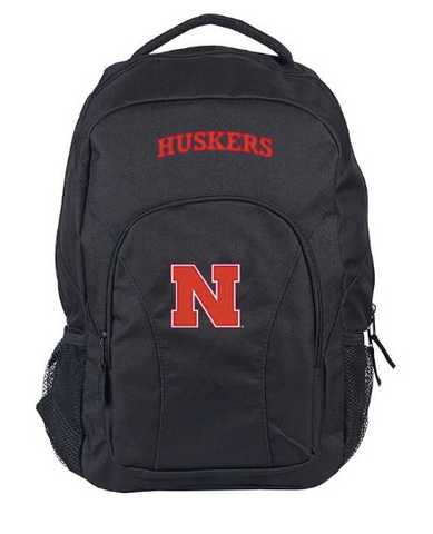 Nebraska Cornhuskers Backpack - Draft Day Backpack