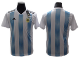 Argentina 2018 FIFA World Cup Jersey - Custom Any Name or Number White Jersey