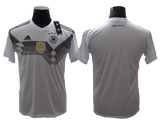 Germany 2018 FIFA World Cup Jersey - Custom Any Name or Number White Jersey