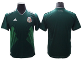 Mexico 2018 FIFA World Cup Jersey - Custom Any Name or Number Green Jersey