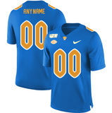 Pittsburgh Panthers Jersey - Custom Blue Jersey - Any Name and Number
