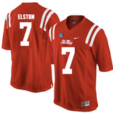 Ole Miss Rebels Jersey - Custom Red Jersey - Any Name and Number