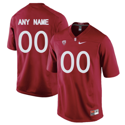 Stanford Cardinal Jersey - Custom Cardinal Jersey - Any Name and Number