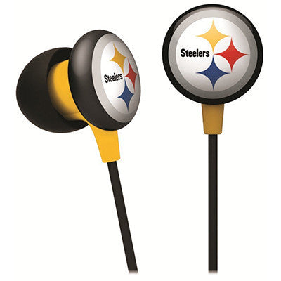 Pittsburgh Steelers iHip Ear Buds
