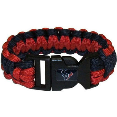 Houston Texans Bracelet - Survivor Paracord Bracelet