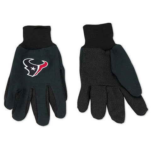 Houston Texans Gloves - Utility Work Gloves