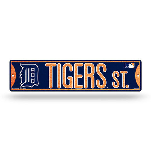 Detroit Tigers Sign - Bling Street Sign