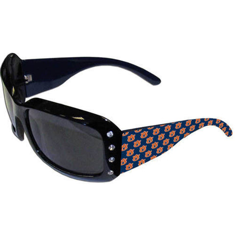 Auburn Tigers Sunglasses - Ladies Rhinestone Sunglasses