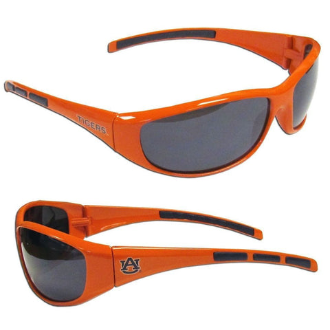 Auburn Tigers Sunglasses - 3 Dot Team Logo Series Sport Sunglasses
