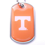 Tennessee Volunteers Dog Tag Necklace