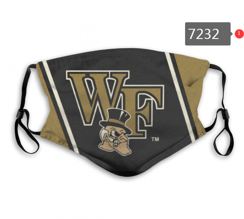 Wake Forest Demon Deacons Face Mask - Reuseable, Fashionable, Washable