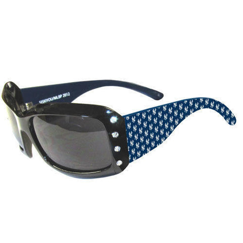 New York Yankees Sunglasses - Ladies Rhinestone Sunglasses