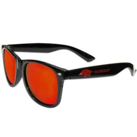 Arkansas Razorbacks Sunglasses -  Team Mirrored Sunglasses