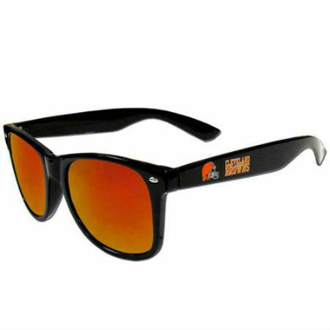 Cleveland Browns Sunglasses -  Team Mirrored Sunglasses