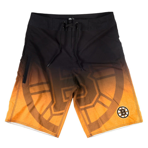 Boston Bruins Shorts - Mens Swim Trunks/Board Shorts