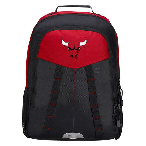 "Chicago Bulls Backpack - ""Scorcher"" Sports Backpack"