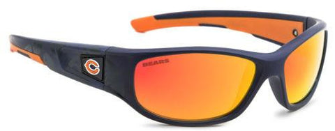 "Chicago Bears Sunglasses - Premium Kids Sunglasses ""Zone"""