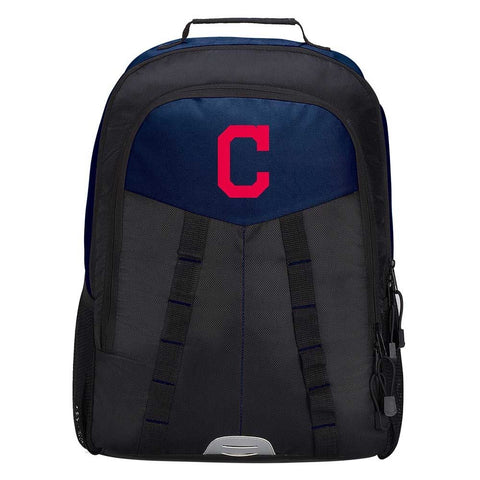 "Cleveland Indians Backpack - ""Scorcher"" Sports Backpack"
