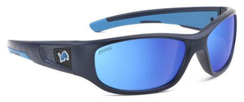"Detroit Lions Sunglasses - Premium Kids Sunglasses ""Zone"""