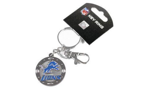 Detroit Lions Keychain - impact keychain key ring clip