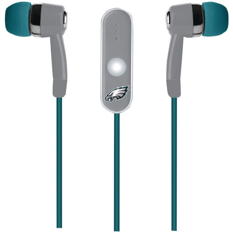 Philadelphia Eagles Ear Buds With Microphone