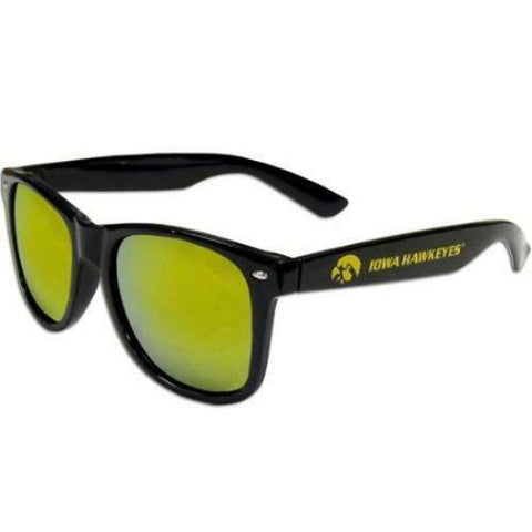Iowa Hawkeyes Sunglasses - Team Mirrored Sunglasses