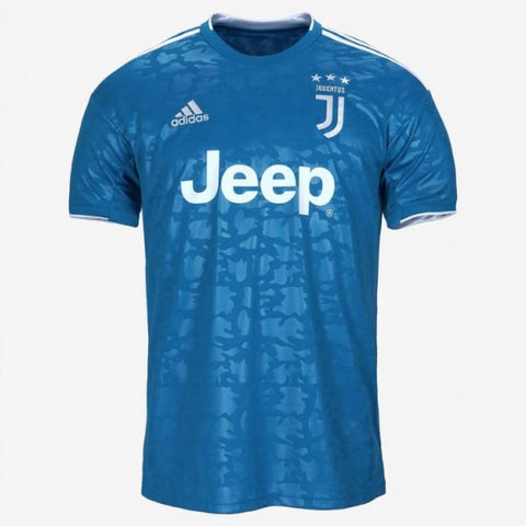 Juventus Third 19/20 Jersey - Custom Any Name or Number
