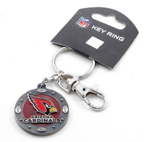 Arizona Cardinals Keychain - impact keychain key ring clip