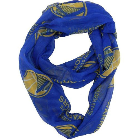 Golden State Warriors Scarf - Infinity Scarf