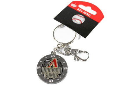 Arizona Diamondbacks keychain - impact keychain with key ring clip