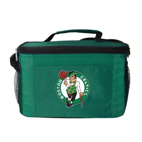 Boston Celtics Lunch Bag -Insulated Box Tote - 6 Pack Cooler
