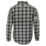 San Antonio Spurs Shirt - Logo Mens Long Sleeve Flannel Shirt