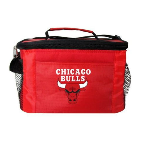 Chicago Bulls  Lunch Bag -Insulated Box Tote - 6 Pack Cooler