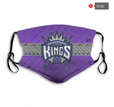 Sacramento Kings Face Mask - Reuseable, Fashionable, Washable