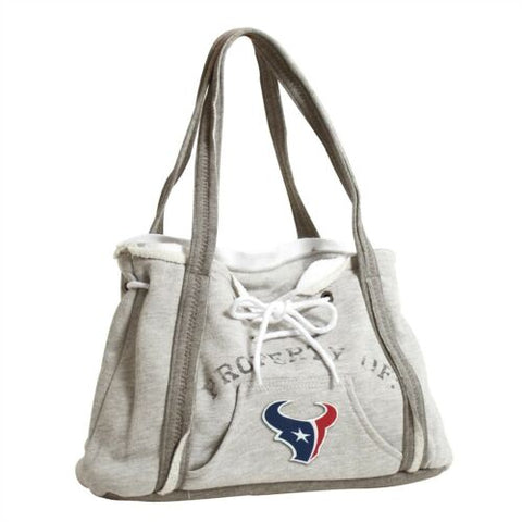 Houston Texans Purse - Hoodie Style Handbag