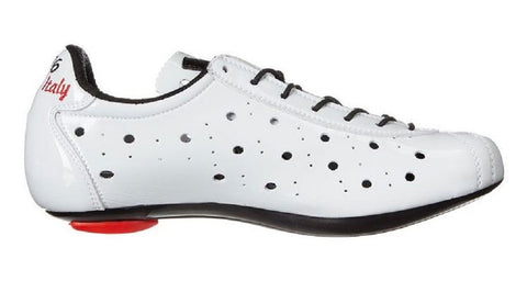 Vittoria 1976 Classic LOOK Nylon TPU Sole Cycling Shoes (White)
