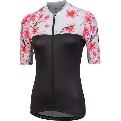 Nalini Pro Moderna Women's Short Sleeve Cycling Jersey