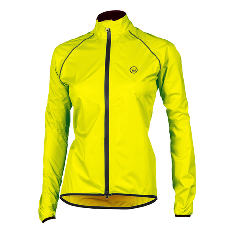 Canari Women's Deluge X Cycling Jacket, Killer Yellow
