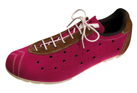 Vittoria 1976 BIANCO LINE Cycling Shoes - Magenta