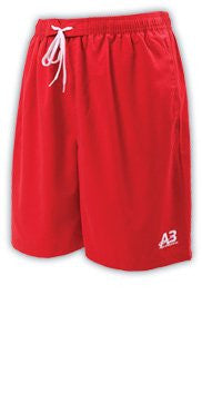 A3 Performance Men's Water Short, Red