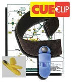 Cue Clip Map and Cue Sheet Holder
