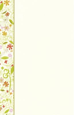 Dainty Flowers Invitation (10)