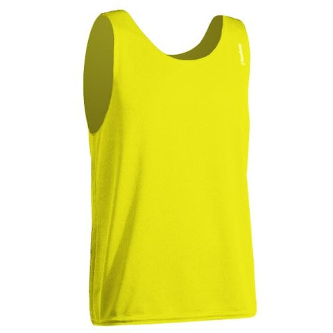 RaceReady Men's Running Singlet, Lemon