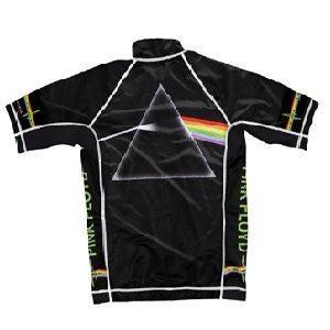 Pink Floyd Dark Side of the Moon Unisex Watersports Rash Guard