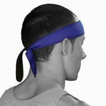 Halo Headband - tie version