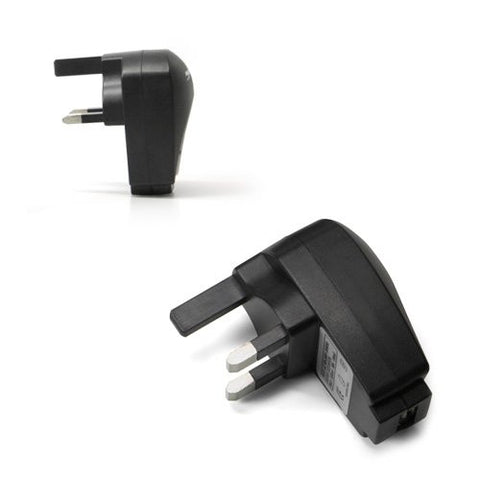 USB Wall Charger for miniSync (UK outlet plug)