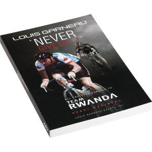 """Never Give Up"", the Biography of Louis Garneau"