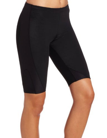 CW-X Women's Black Expert Running Shorts
